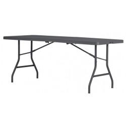Table en polyéthylène Sharp180 New classic 182.9 x 75.2 x 74.3 cm
