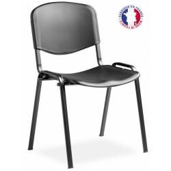 Chaise de Réunion plastique Empilable et Accrochable M2