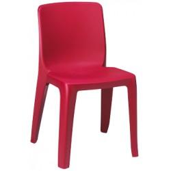 Chaise DENVER  empilable accrochable