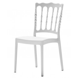 Chaise Bonaparte II couleur blanc