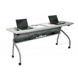 Table Oxford de dimension 180x50xh74cm