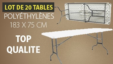 lot table
